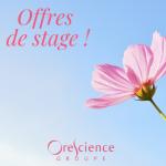 Laboratoire Orescience | Offres de stage